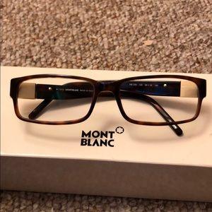 Mint Blanc Glasses Frames